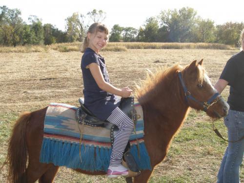 Horse Lovin' Girl!!