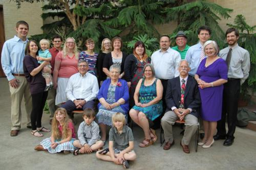 The Extended Knudtson Family