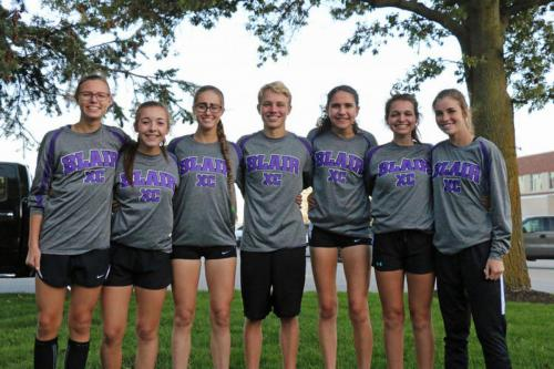 Cross Country Districts 2017. We're going to state!