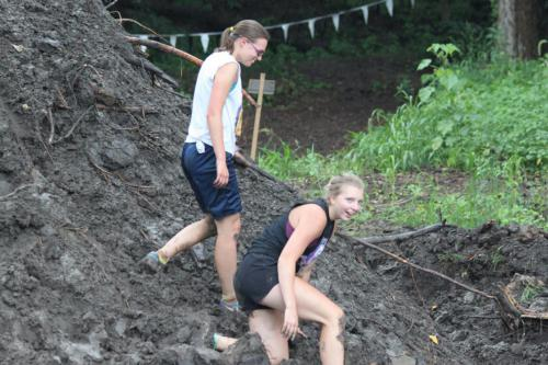 Mud Run, Year 2